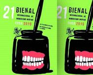 Cuba Hosts 21st International Graphic Humor Biennial