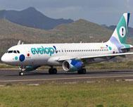 Spanish Airline Evelop! Will Use Modern Plane Fly to Cuba