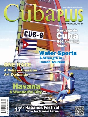 CubaPLUS Magazine Vol.32