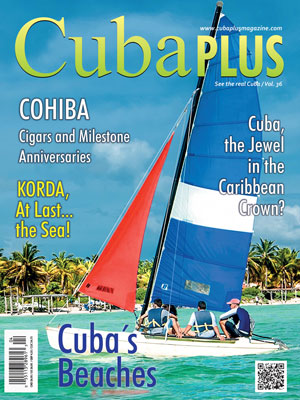 CubaPLUS Magazine Vol.36