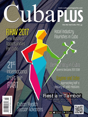 CubaPLUS Magazine Vol.43