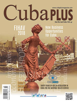 CubaPLUS Magazine Vol.47