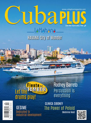 CubaPLUS Magazine Vol.48