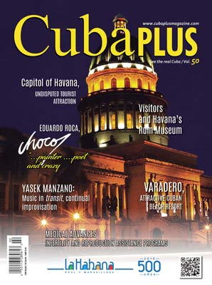 CubaPLUS Magazine Vol.50
