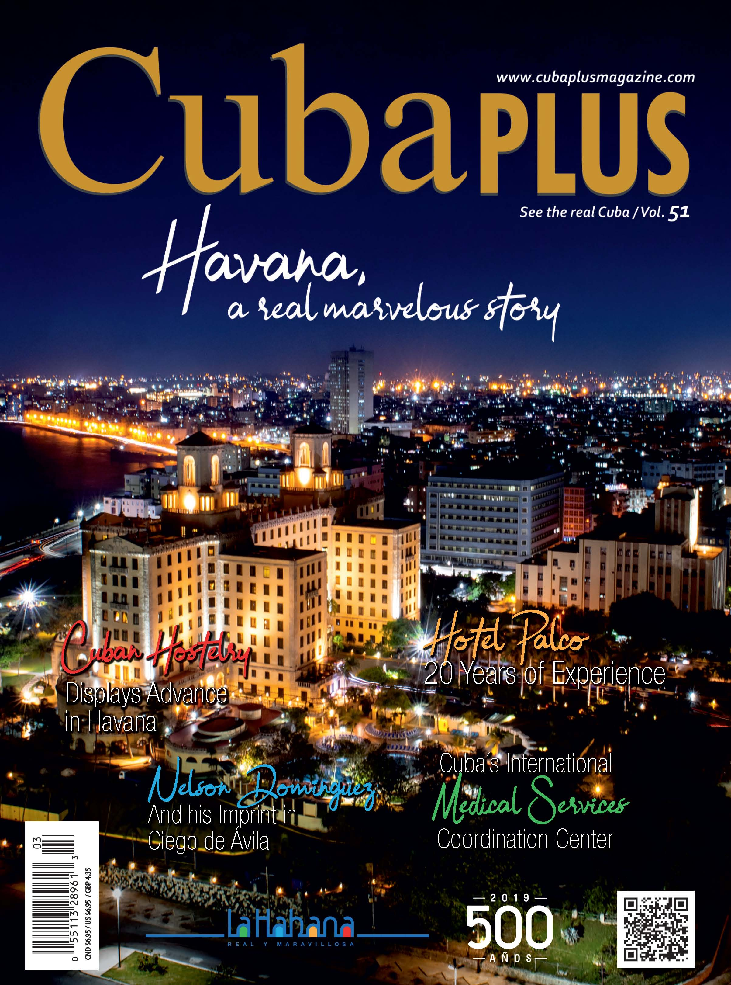 CubaPLUS Magazine Vol.51