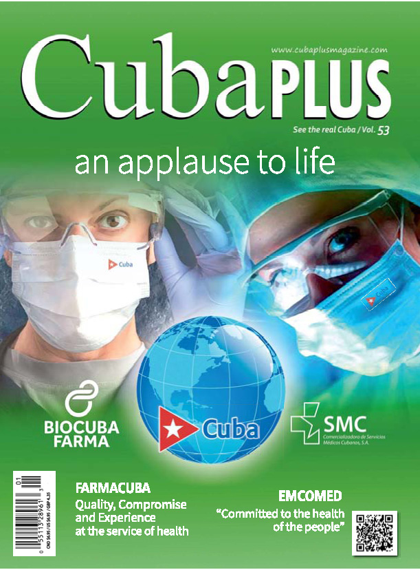 CubaPLUS Magazine Vol.53