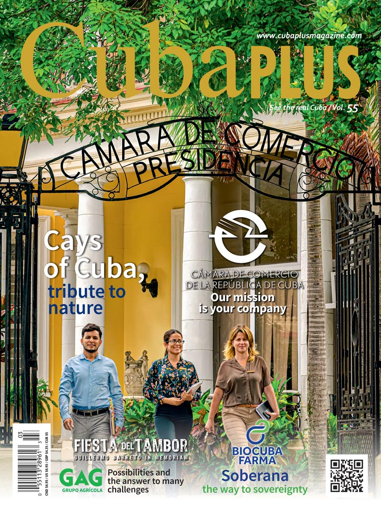 CubaPLUS Magazine Vol.55
