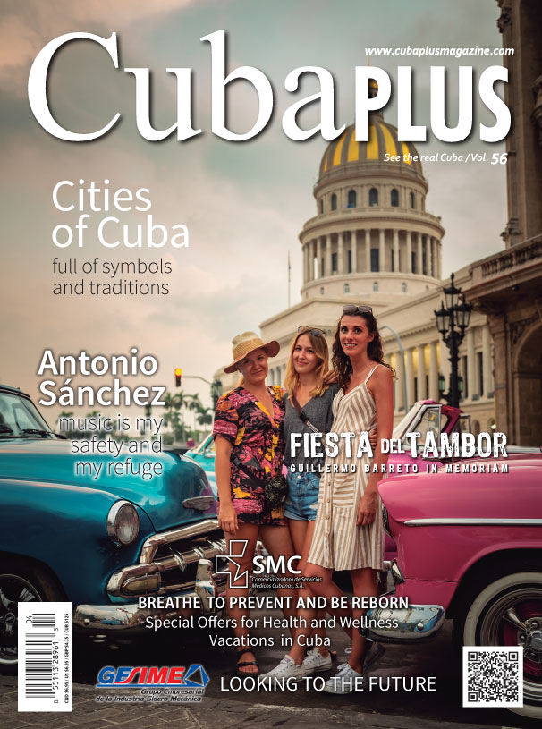 CubaPLUS Magazine Vol.56