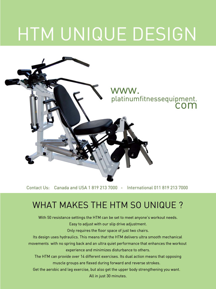 Platinum Fitness Equipment