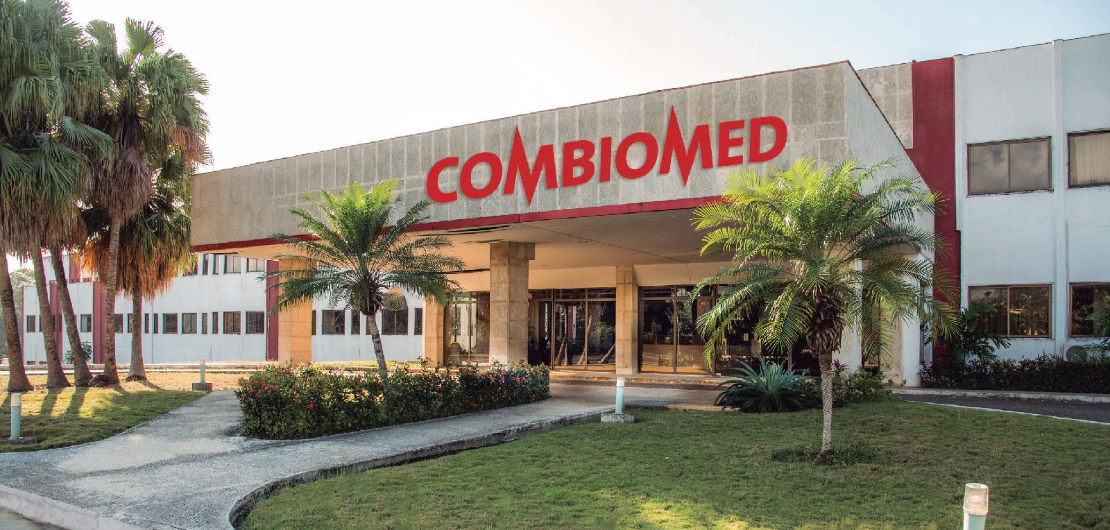 COMBIOMED. Technology at the service of health care