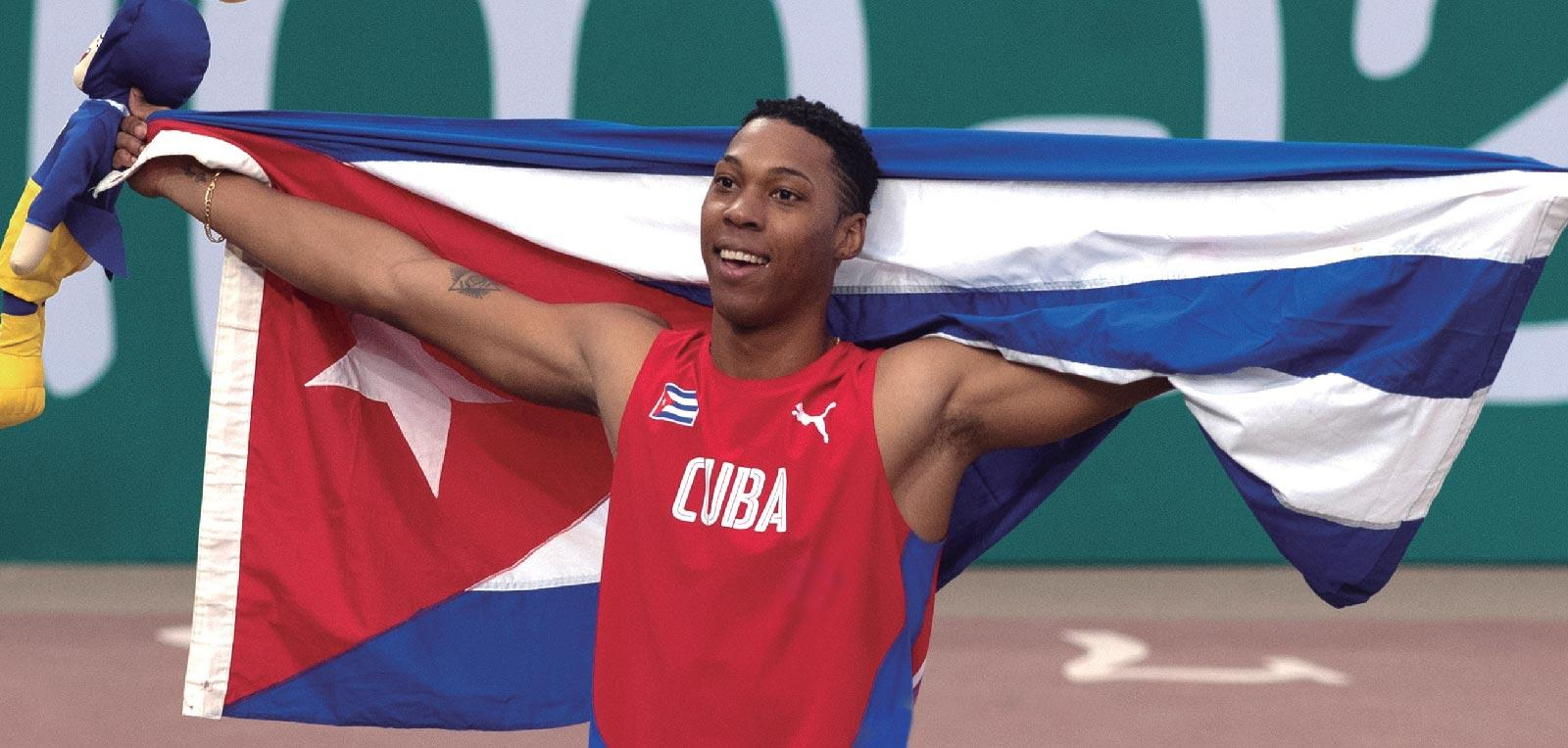 ECHEVARRÍA: a star from Cuba to light up the world