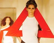 Beauty and simplicity, attributes of current Cuban fashion