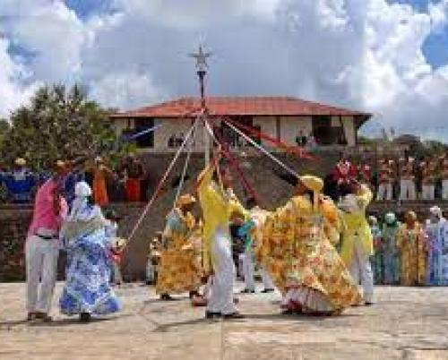 The French tumba in Cuban culture